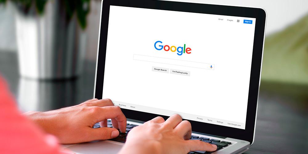 Google voor symptomen