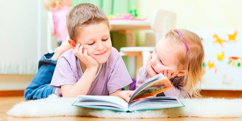 Tweetalige kinderen