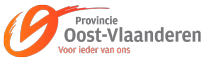 Logo Provincie Oost-Vlaanderen