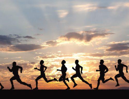 Sporten is gezond én beschermt je tegen depressie