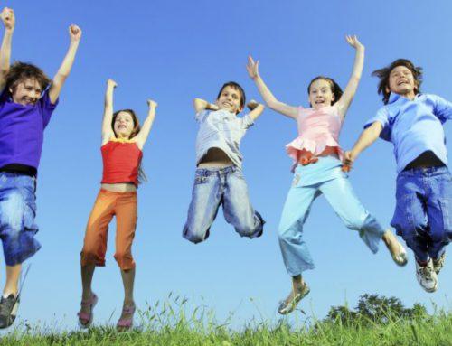 """""""Meer beweging, meer grijze stof"""", ook van toepassing bij kinderen"""